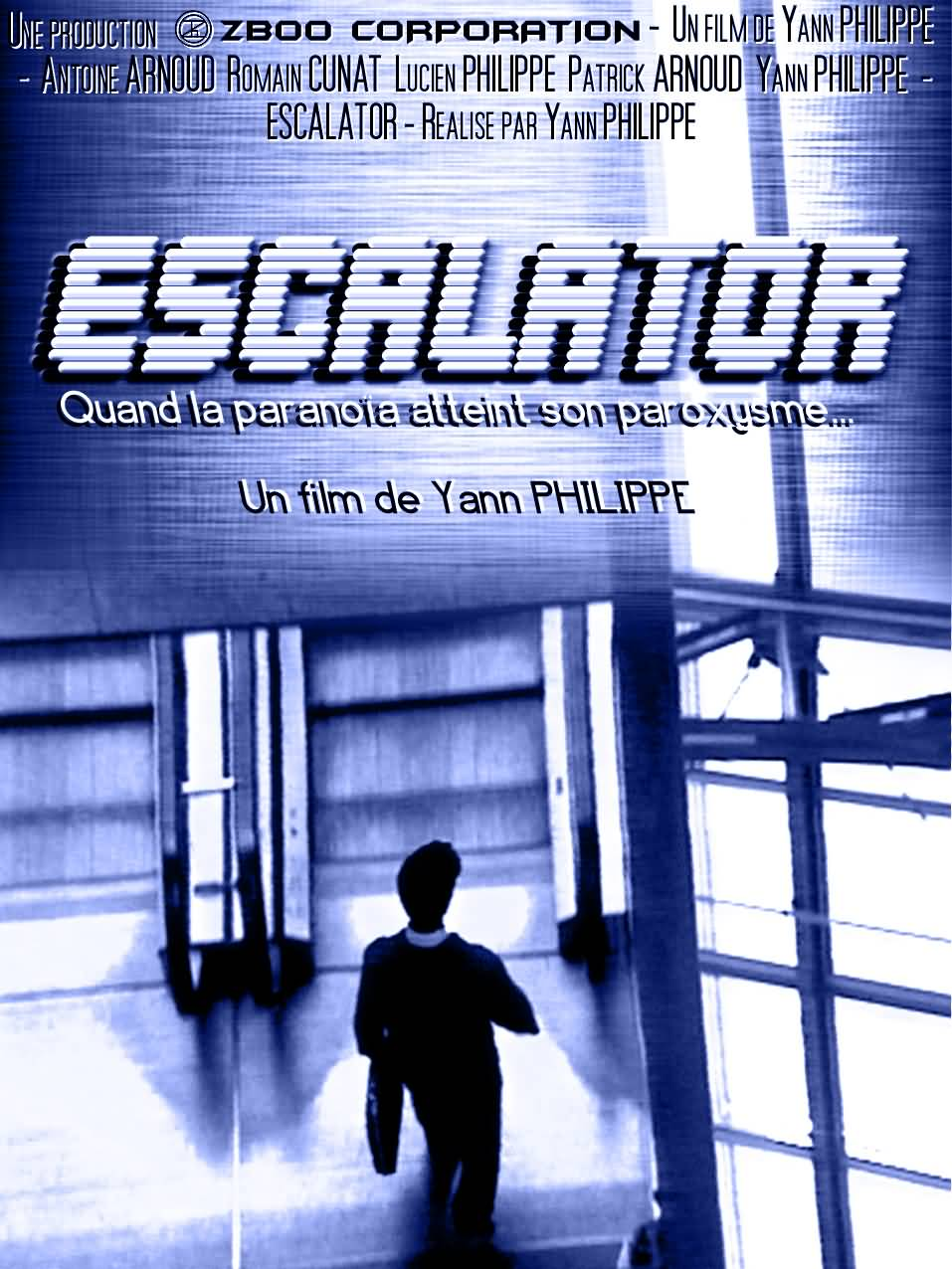 Affiche ESCALATOR5